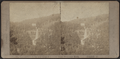 Catskill Falls and Laurel House, from Prospect Rock, Catskill Mt, by H. S. Fifield.png