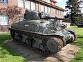 Cavalerie Museumdag 2010 Sherman tank, no 30158756 (10April2010).jpg