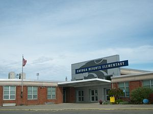 Depew Union Free School District - Image: Cayuga Heights Elementary