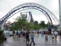 Cedar Point coasters inside the park.jpg