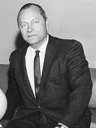 Cedric Tallis - Tallis in 1968