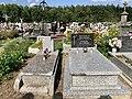 Cemetery in Przeginia, Poland, 2019, 07.jpg