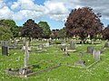 Cemetery on Wellington Road, Taunton - geograph.org.uk - 1313891.jpg