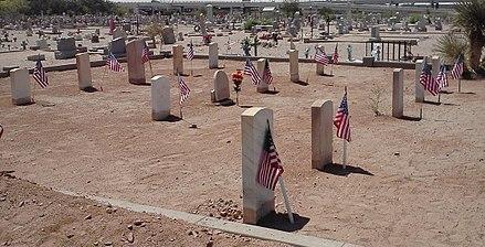 Concordia Cemetery (El Paso, Texas) - Wikiwand