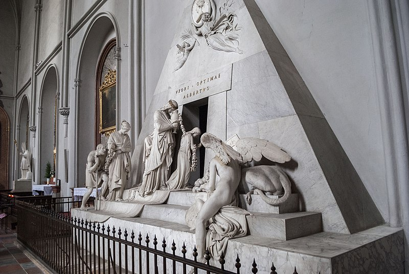 Cenotaph of Archduchess Maria Christina, Duchess of Teschen.jpg