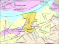 Census Bureau map of Paulsboro, New Jersey.png
