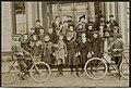 Central School's fifth grade class posing at annex, Seattle, circa 1898 (MOHAI 11169).jpg