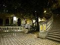 Cerro Santa Lucía, entrada, vista nocturna -- GISLECHTVALK GI2.jpg
