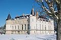 Château de Rambouillet sous la neige 02.jpg