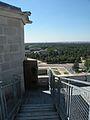 Château de Vincennes - Donjon escalier tourelle 04.JPG