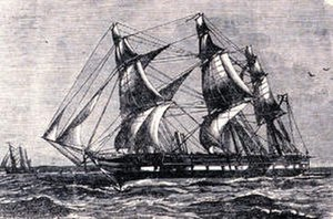 Oceanography - HMS ''Challenger'' undertook the first global marine research expedition in 1872.
