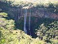 Chamarel Waterfall, Black River Gorges National Park, Mauritius.JPG