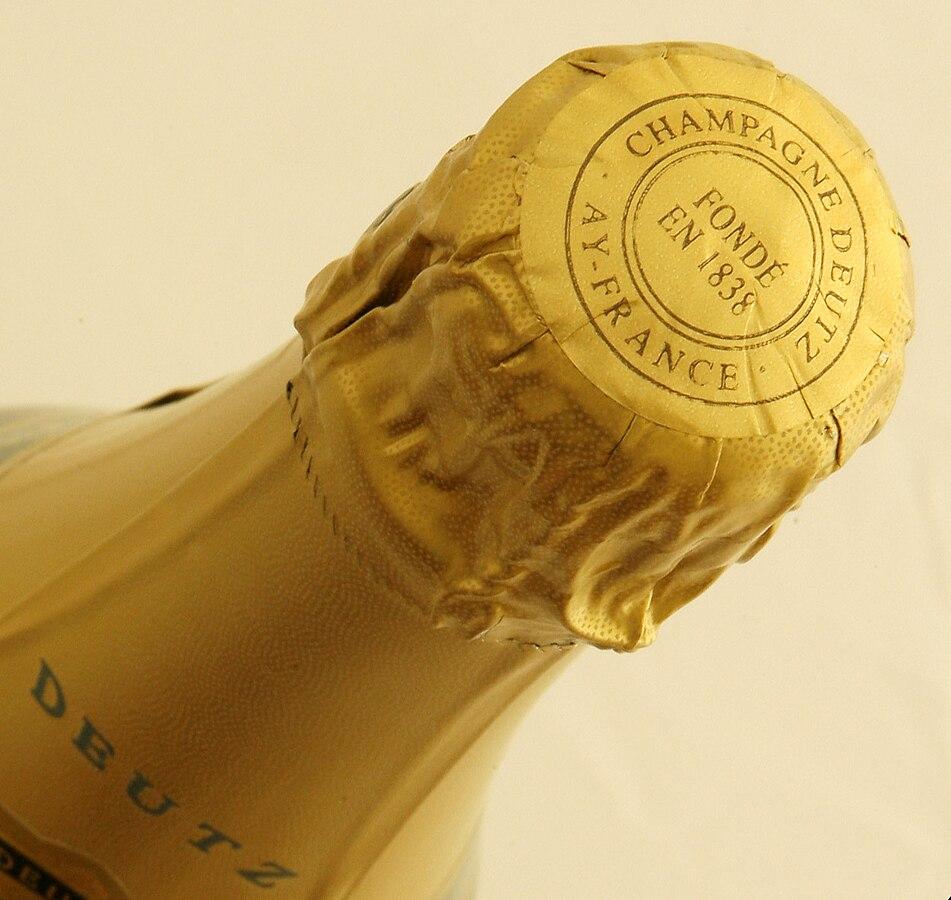 File:Champagne Deutz capseal.jpg