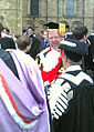 Chancellor Bill Bryson at Degree Ceremony Durham University cropped.jpg