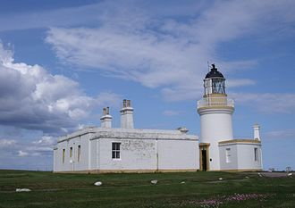 Chanonry Point - Chanonry Lighthouse