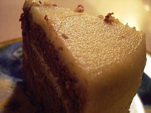 Chantilly cake - Image: Chantilly cake