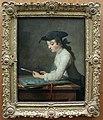 Chardin, il giovane disegnatore, 1737, 01.JPG