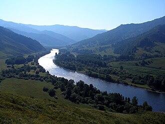 Charysh River - Charysh River