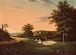 Charles B. Lawrence - Point Breeze, the Estate of Joseph Napoleon Bonaparte at Bordentown, New Jersey - 1987.170 - Art Institute of Chicago.jpg