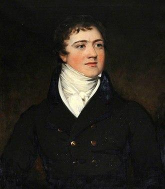 Latimer House - Charles Compton Cavendish. 1st Baron Chesham who built Latimer House.