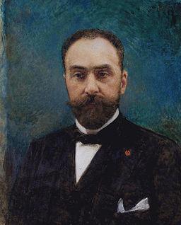 Charles Ephrussi by Leon Joseph Florentin Bonnat (1833-1922)