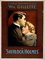 Charles Frohman presents William Gillette in Sherlock Holmes LCCN2014636692.jpg