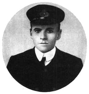 Charles Lightoller - Photo, c. 1910