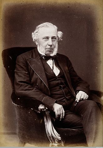 Charles West (physician) - Image: Charles West photographed by G. Jerrard (from Wellcome Images)