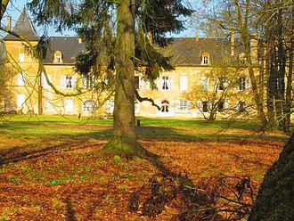 Basse-Rentgen - Image: Chateau Preich