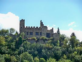Castle of Mondragon