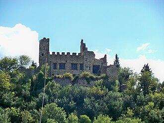 Mondragon, Vaucluse - Castle of Mondragon