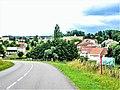 Chauvirey-le-Châtel, vu de la route de Preigney.jpg