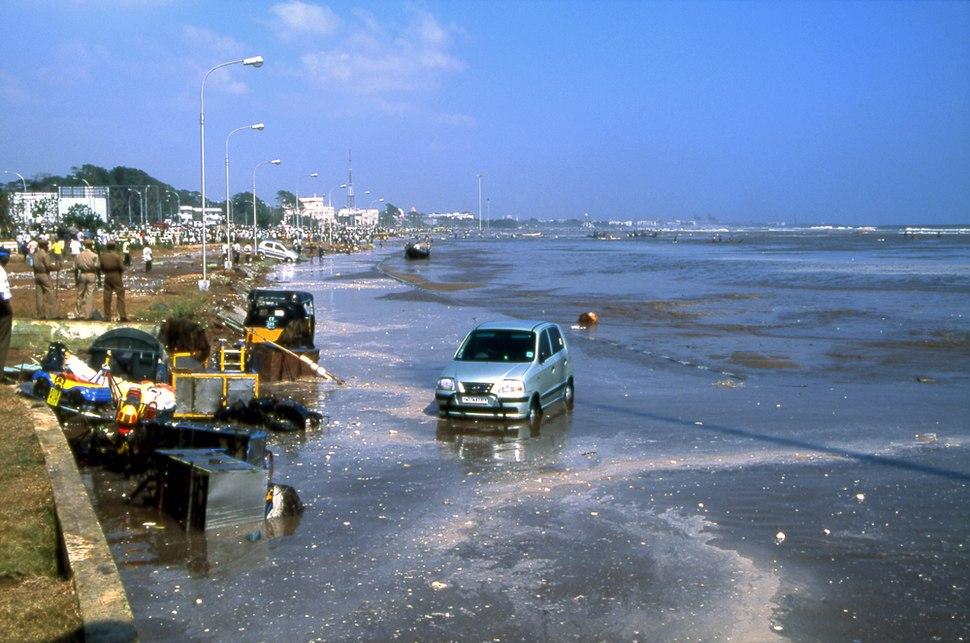 Chennai beach2