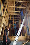 Cherry Point Marines, Sailors build home for Marine family 140817-M-SR938-070.jpg
