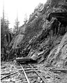 Chicago, Milwaukee, and St Paul Railway track construction, October 24, 1906 (TRANSPORT 165).jpg