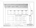 Chicago Stock Exchange Building, 30 North LaSalle Street, Chicago, Cook County, IL HABS ILL,16-CHIG,36- (sheet 4 of 4).png