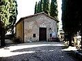Chiesa di S.Pietro edificata nel luogo ove S.Benedetto compì il primo miracolo - panoramio.jpg