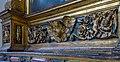 Chiesa di San Giovanni Evangelista rilievo scolpito nel legno dorato Brescia.jpg