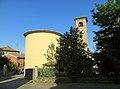 Chiesa di San Vitale (San Vitale Baganza, Sala Baganza) - abside e campanile 2019-06-25.jpg