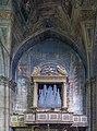 Chiesa di Santa Agata cantoria e organo Brescia.jpg