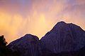 Chile - Cochamó climbing 20 - mountain sunset (7019794323).jpg