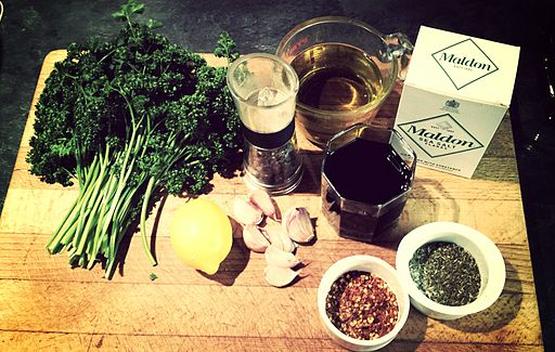 Chimichurri Sauce Recipe (13294659804)