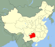 China Guizhou.svg