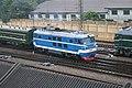 China Rail Dongfeng Diesel-Electric Locomotive (9870769466).jpg