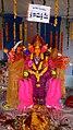 Chinalingala Dussera 2016 Sri Gayathri devi Alamkaram by Girikonda.jpg