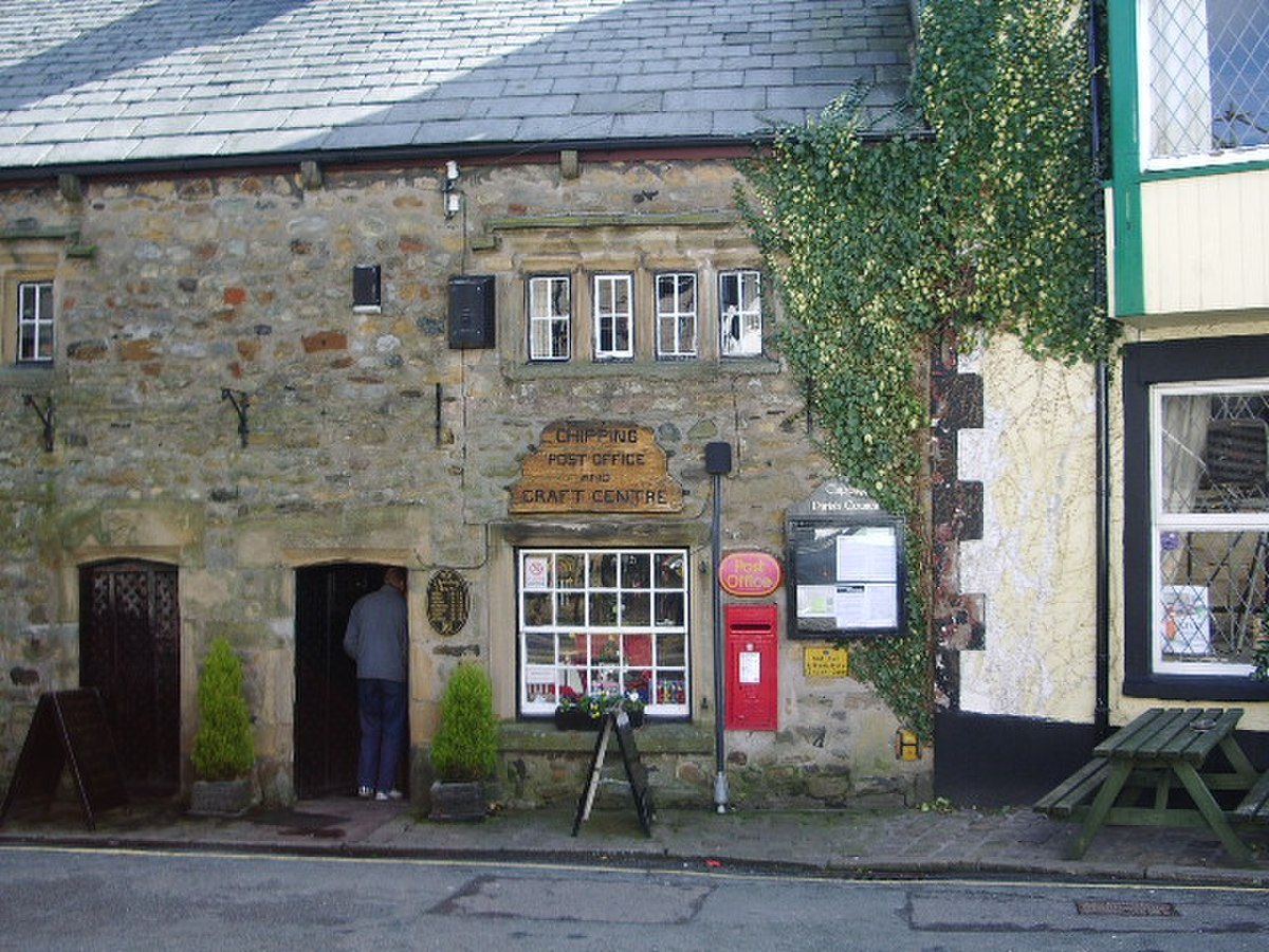 Chipping Post Office and Craft Centre - geograph.org.uk - 753535.jpg