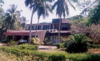 Geethaanjali - Chitranjali Studio in Trivandrum was a significant location