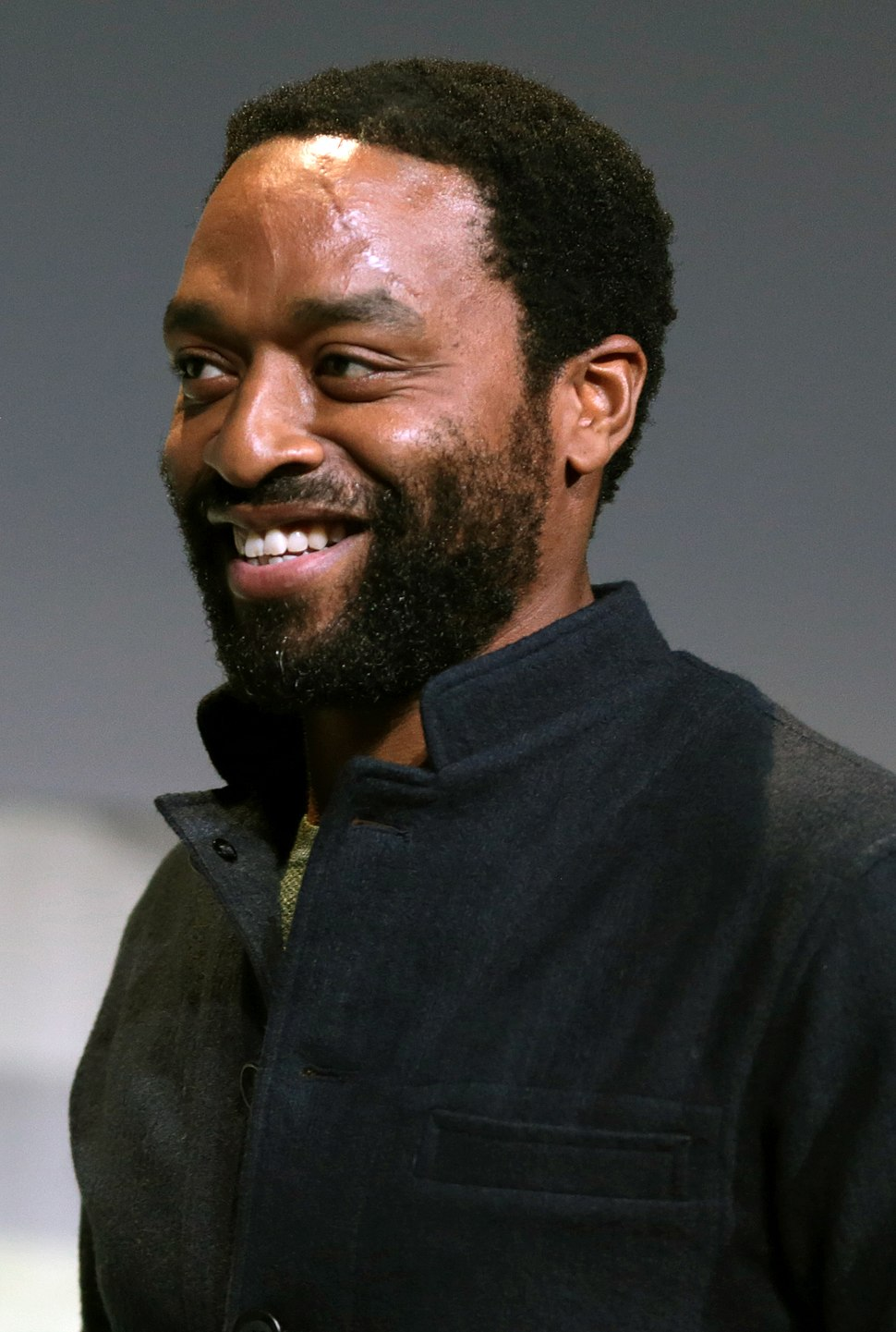 Chiwetel Ejiofor by Gage Skidmore