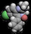 Chlordiazepoxide3d.png