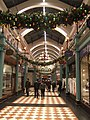 Christmas in the Great Western Arcade - geograph.org.uk - 1612507.jpg